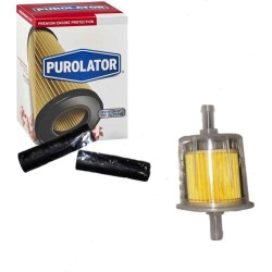Purolator Fuel Filter for 1972-1973 Subaru Deluxe found on Bargain Bro India from Sixity Auto for $14.47