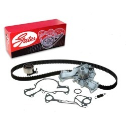 Gates PowerGrip Timing Belt Kit with Water Pump for 1988-1990 Chrysler Dynasty 3.0L V6 found on Bargain Bro Philippines from Sixity Auto for $75.79