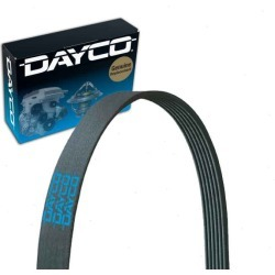 Dayco Main Drive Serpentine Belt for 2014-2016 BMW 335i GT xDrive found on Bargain Bro Philippines from Sixity Auto for $38.01