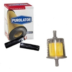 Purolator Fuel Filter for 1965-1975 Jeep CJ5 2.2L L4 found on Bargain Bro India from Sixity Auto for $14.47