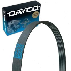 Dayco Main Drive Serpentine Belt for 2005-2013 GMC Sierra 1500 4.3L V6 found on Bargain Bro Philippines from Sixity Auto for $33.59