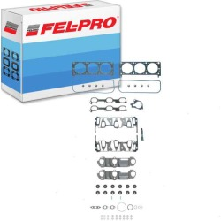 Fel-Pro Engine Cylinder Head Gasket Set for 2001-2003 Pontiac Aztek 3.4L V6 found on Bargain Bro Philippines from Sixity Auto for $164.14