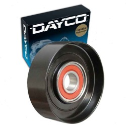 Dayco Drive Belt Idler Pulley for 2008-2014 Subaru Legacy 3.0L 3.6L H6 found on Bargain Bro Philippines from Sixity Auto for $32.21