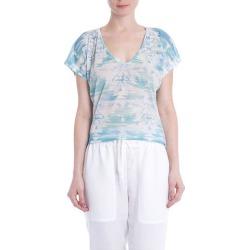 Blusa De Malha Morena Cor: Azul Turquesa - Tamanho: P found on Bargain Bro from Souq Store for USD $20.00