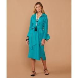 Vestido Kim Cor: Verde - Tamanho: PP found on Bargain Bro India from Souq Store for $391.51