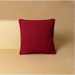 Capa De Almofada Lisa Doha 45x45 Cor: Vermelho - Tamanho: Único found on Bargain Bro India from Souq Store for $24.26