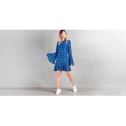 Vestido Nime Cor: Azul - Tamanho: PP found on Bargain Bro India from Souq Store for $89.01