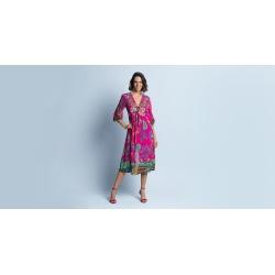 Vestido Lizia Cor: Rosa - Tamanho: 1 found on Bargain Bro India from Souq Store for $137.01