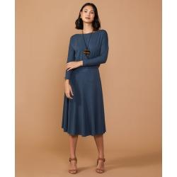 Vestido Marini Cor: Azul - Tamanho: PP found on Bargain Bro India from Souq Store for $244.51