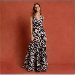 Vestido Ramona Cor: Bege - Tamanho: PP found on Bargain Bro India from Souq Store for $185.00