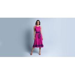 Vestido Empoli New Cor: Rosa - Tamanho: 4 found on Bargain Bro India from Souq Store for $215.36