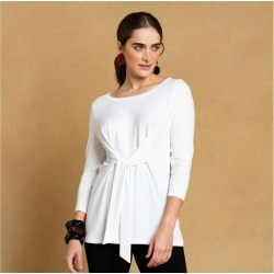 Blusa Magritte Cor: Off White - Tamanho: PP found on Bargain Bro from Souq Store for USD $41.56