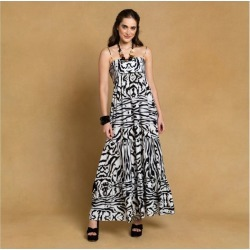 Vestido Filomena Cor: Preto - Tamanho: PP found on Bargain Bro India from Souq Store for $171.26