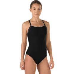Speedo  Thin Strap Training Suit -  Endurance+  Best Sellers  : Black