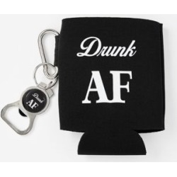 Drunk AF Can Cooler and Bottle Opener by Spencer's