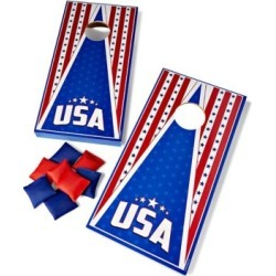 USA Table Top Bean Bag Toss Game by Spencer's