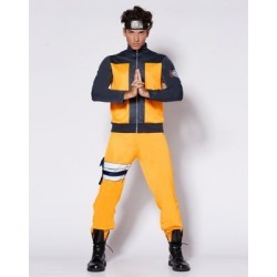 Adult Naruto Costume - Naruto - Size ADULT MEDIUM - by Spencer's
