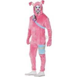 FortniteAdult Rabbit Raider Costume - Fortnite - Size M/L - by Spencer's