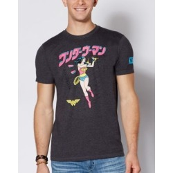 Wonder Woman Graphic T-Shirt - Size Adult Large - by Spencer's