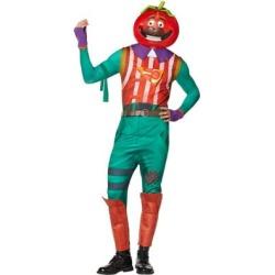 FortniteAdult TomatoHead Costume - Fortnite - Size ADULT MEDIUM - by Spencer's
