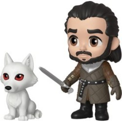 Jon Snow 5 Star Funko Figure - Game of Thrones by Spencer's
