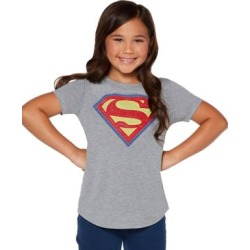 Kids Supergirl Graphic T-Shirt - DC Comics - Size Childs Medium - by Spencer's