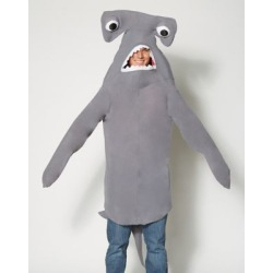 Adult Hammerhead Shark Costume - ONE SIZE FITS MOST - by Spencer's