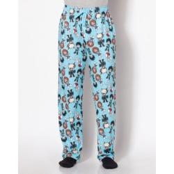 Chibi My Hero Academia Pajama Pants - Size ADULT LARGE - by Spencer's