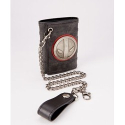 Deadpool Chain Wallet - Marvel by Spencer's found on Bargain Bro India from spencers gifts for $21.99