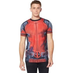 Deadpool T-Shirt - Marvel by Spirit Halloween found on Bargain Bro India from SpiritHalloween.com for $21.99