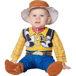 Baby Woody One-Piece Costume - Disney Toy Story by Spirit Halloween found on Bargain Bro Philippines from SpiritHalloween.com for $22.99