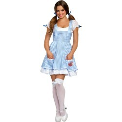 Adult Kansas Cutie Costume by Spirit Halloween found on Bargain Bro India from SpiritHalloween.com for $44.99