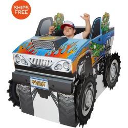Monster Truck Adaptive Costume by Spirit Halloween