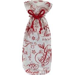 Holiday Bottle Gift Bag by Spirit Halloween