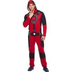 Deadpool Pajama Costume - Marvel by Spirit Halloween found on Bargain Bro India from SpiritHalloween.com for $39.99