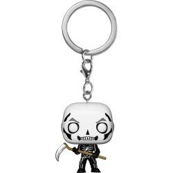 Fortnite Skull Trooper Funko Pop Keychain - Fortnite by Spirit Halloween