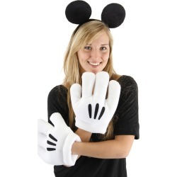 Gloved Mickey Mouse Costume Kit - Disney by Spirit Halloween found on Bargain Bro India from SpiritHalloween.com for $24.99