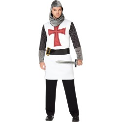 Knight to Remember Men's Mens Costume by Spirit Halloween