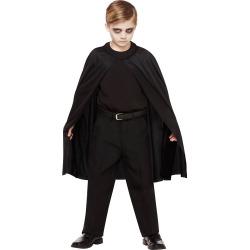 Kid's Black Cape by Spirit Halloween