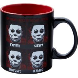Halloween Myers Emotions Mug - 20 oz. by Spirit Halloween