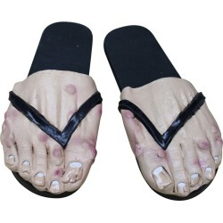Men's Wart Feet Covers by Spirit Halloween found on Bargain Bro from SpiritHalloween.com for USD $15.19