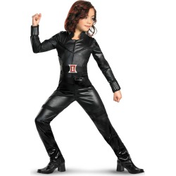 Avengers Black Widow Movie Deluxe Child Costume by Spirit Halloween