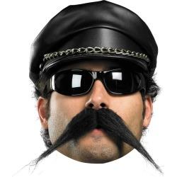 Biker Mustache by Spirit Halloween