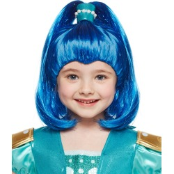 Kid's Shine Wig Deluxe - Shimmer and Shine by Spirit Halloween