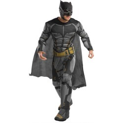 Men's Tactical Batman Costume Deluxe - DC Comics by Spirit Halloween found on Bargain Bro India from SpiritHalloween.com for $59.99