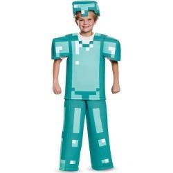 Kid's Armor Costume - Minecraft by Spirit Halloween