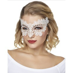 White Lace Costume Accessory by Spirit Halloween found on Bargain Bro India from SpiritHalloween.com for $5.99