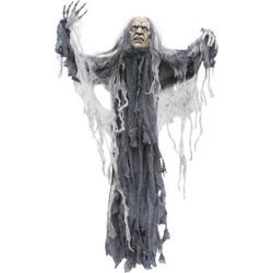 Hanging Skull Reaper Decoration by Spirit Halloween