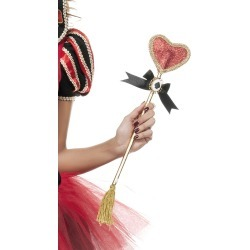 Queen of Hearts Wand by Spirit Halloween