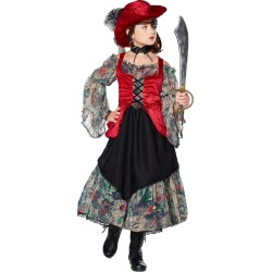 Kid's Seafaring Pirate Costume - The Signature Collection by Spirit Halloween found on Bargain Bro India from SpiritHalloween.com for $79.99